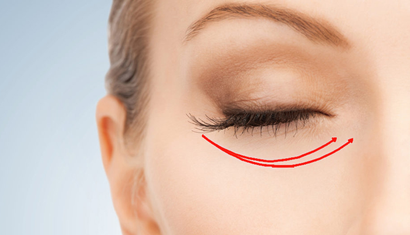 under-eye anti-aging products