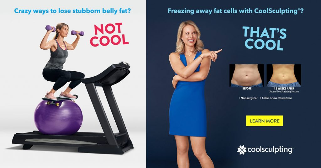 Thats Cool - Coolsculpting