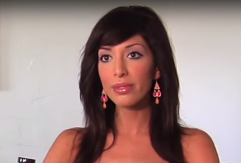 Farrah_Abraham got nose Job