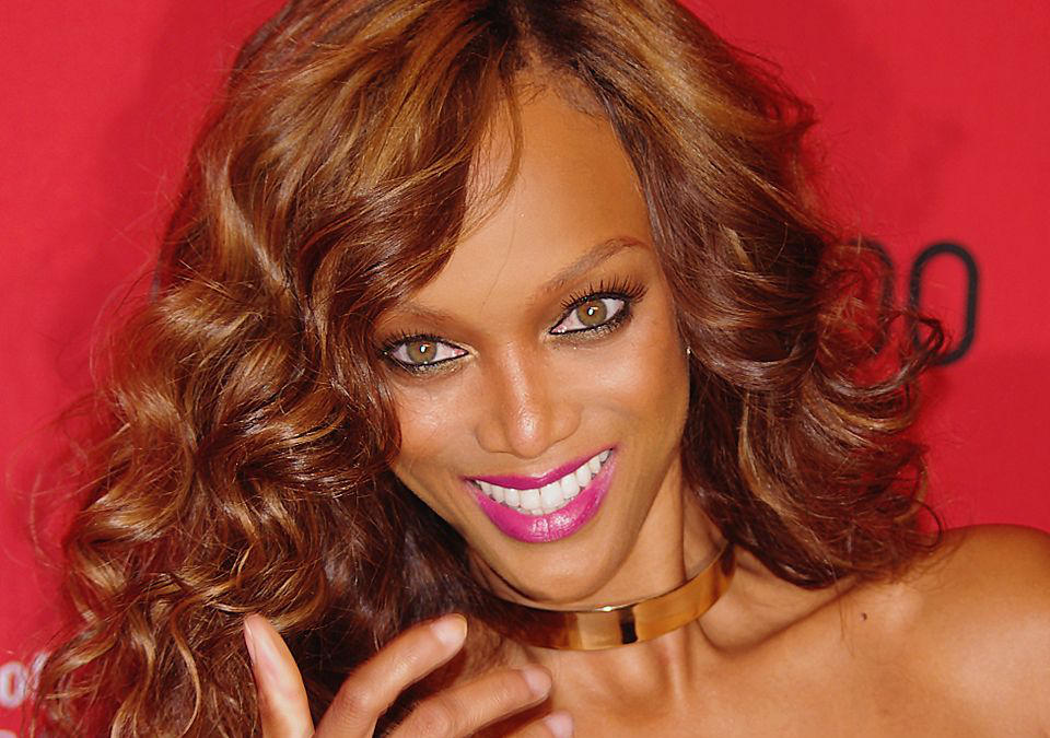 Tyra_Banks got nose Job