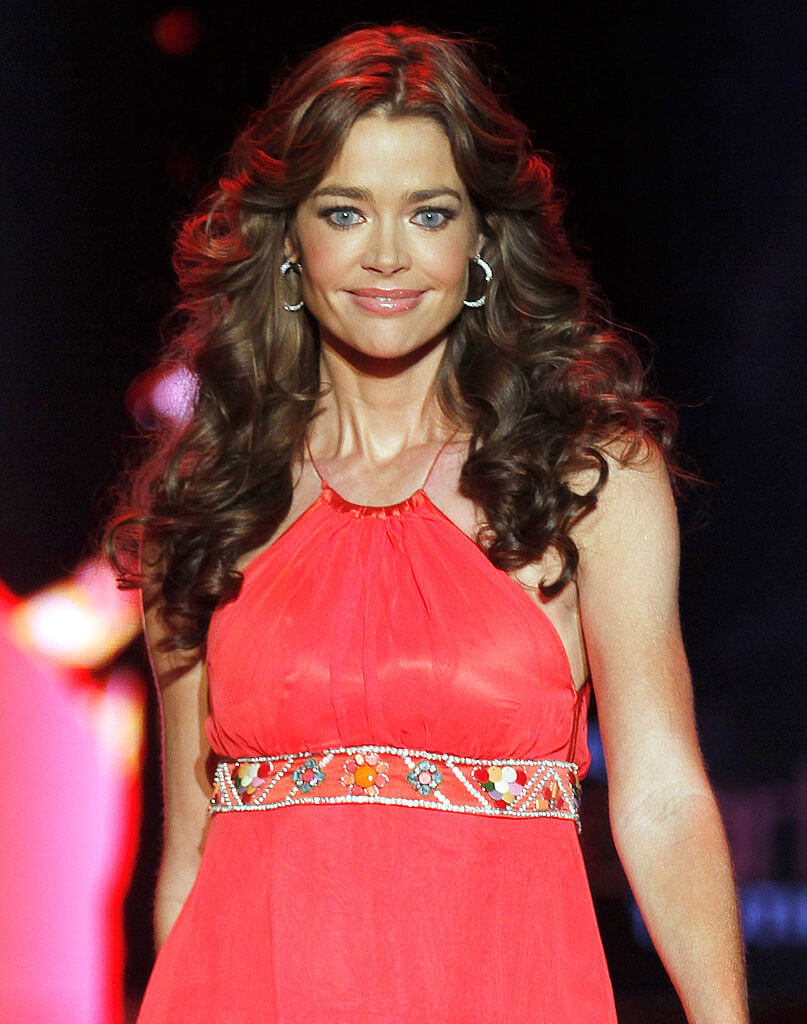 Denise Richards Breast augmentation