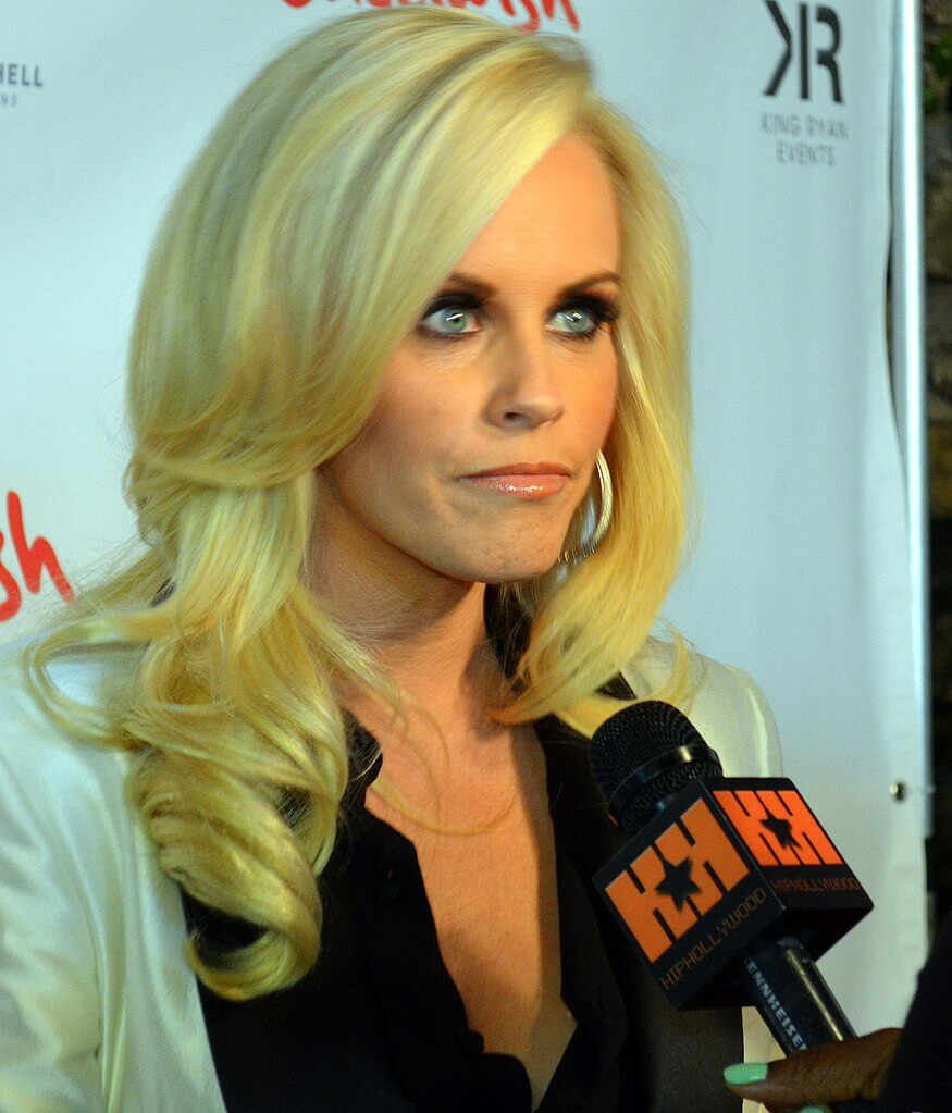Jenny McCarthy Breast augmentation.
