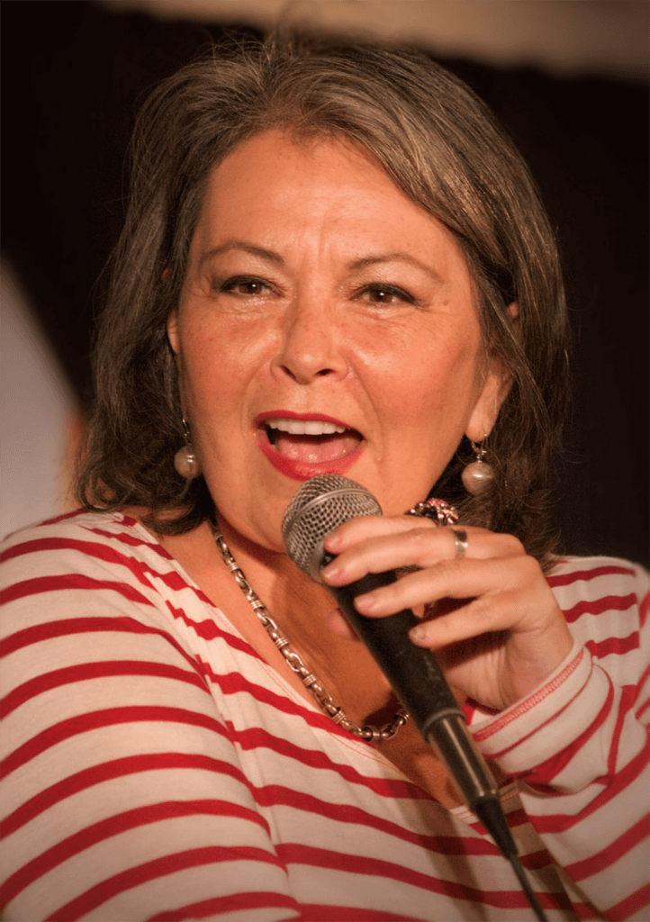 Roseanne Barr got breast reduction