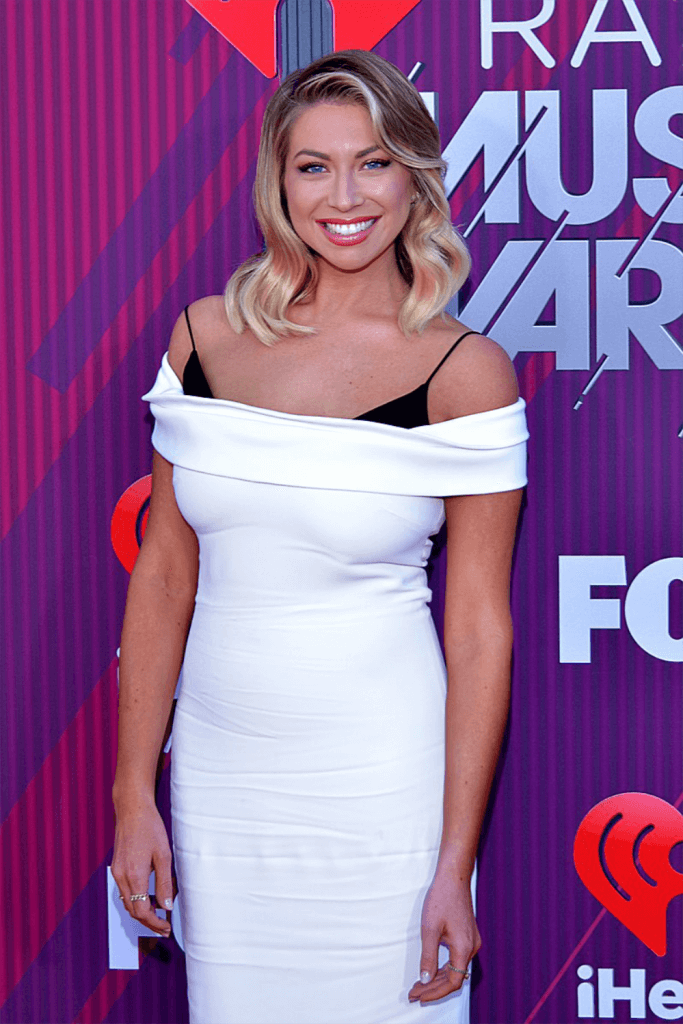 Stassi Schroeder got breast reduction