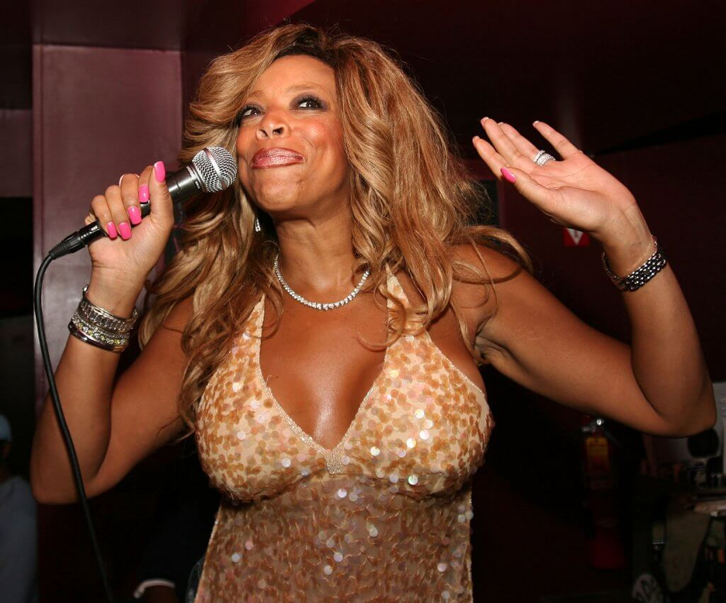 Wendy Williams Breast augmentation.