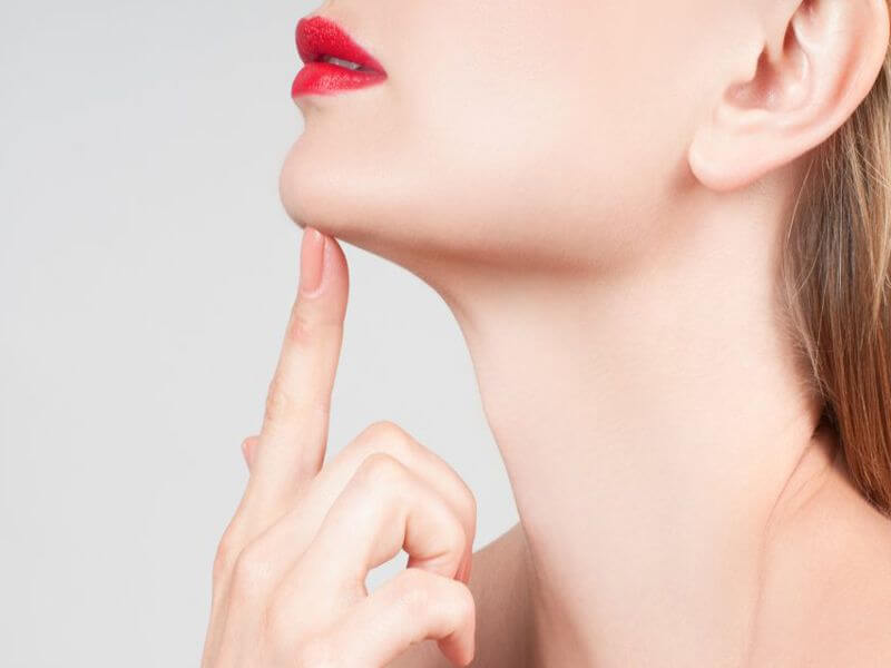 Get Rid Of Your Double Chin