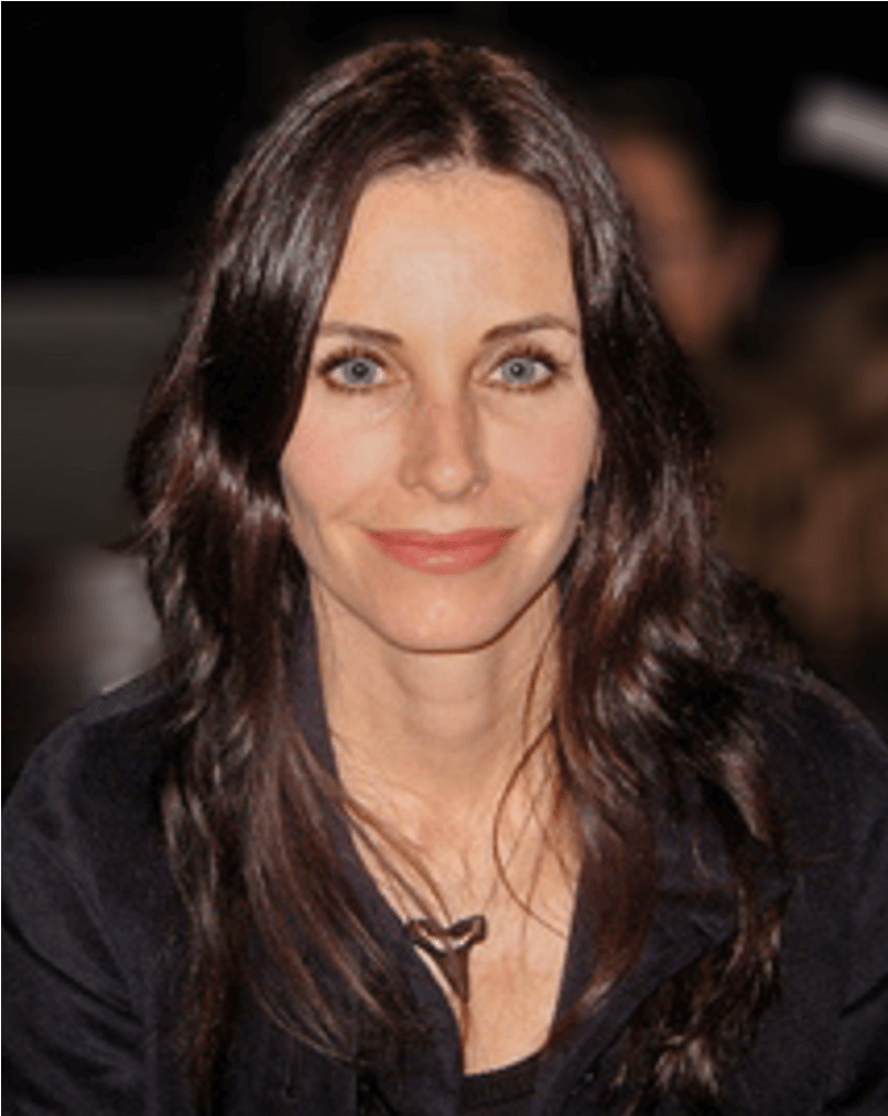 Courteney Cox, actress