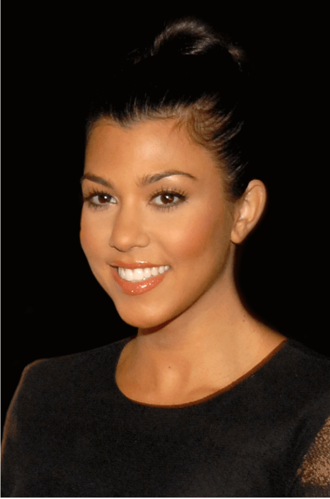 Kourtney Kardashian, reality star