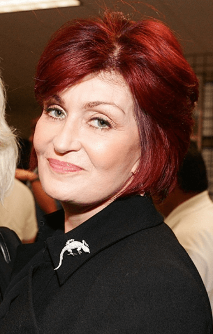Sharon Osbourne, talk show and reality TV star