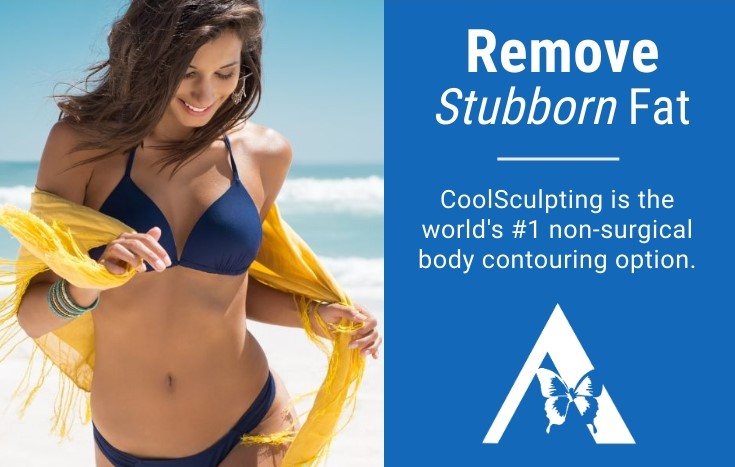 CoolSculpting for fat removal