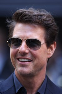 Tom Cruise in sunglasses